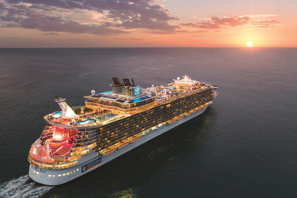 Royal Caribbean - Featuring some of the newest ships, most exciting activities, and memorable excursions, Royal Caribbean offers an incredible experience for couples or families of any size to anywhere you want to travel.
