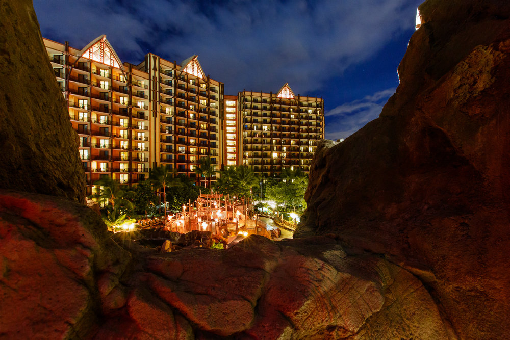 ACCOMMODATIONS - Aulani offers rooms for everyone, from standard rooms to 1- or 2-Bedroom Suites or even 1-, 2-, or 3-Bedroom Villas complete with a kitchen, washer, and dryer.
