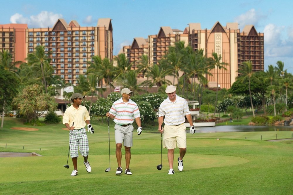 Island Activities - There are endless things to do around Aulani on O'ahu, including golfing, visiting sights such as the North Shore and Pearl Harbor, and taking a trip to the ancient Hawaiian Kualoa Ranch.