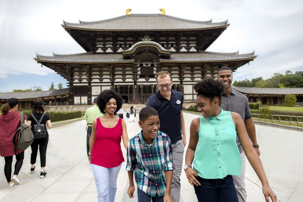 Asia - Adventures by Disney offers many trips to Asia, allowing you to explore Japan, China, Vietnam, Laos, and Cambodia.
