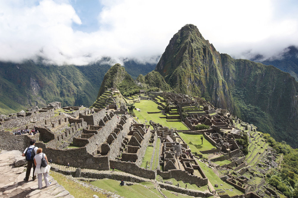 South & Central America - Take in the sights of Machu Pichu, the Amazon, the Galapagos Islands, and more with Adventures by Disney guided tours of Peru, Ecuador, and Costa Rica.