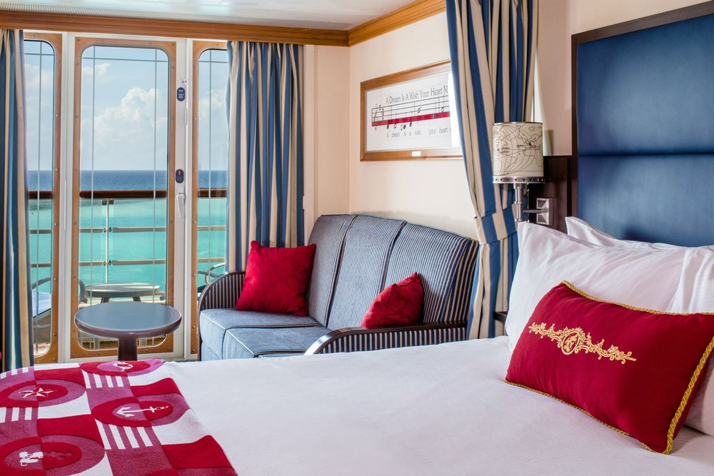Staterooms - Designed with families in mind, Disney Cruise Line staterooms are equipped with innovations that ensure the ultimate in comfort and relaxation for guests of all ages.