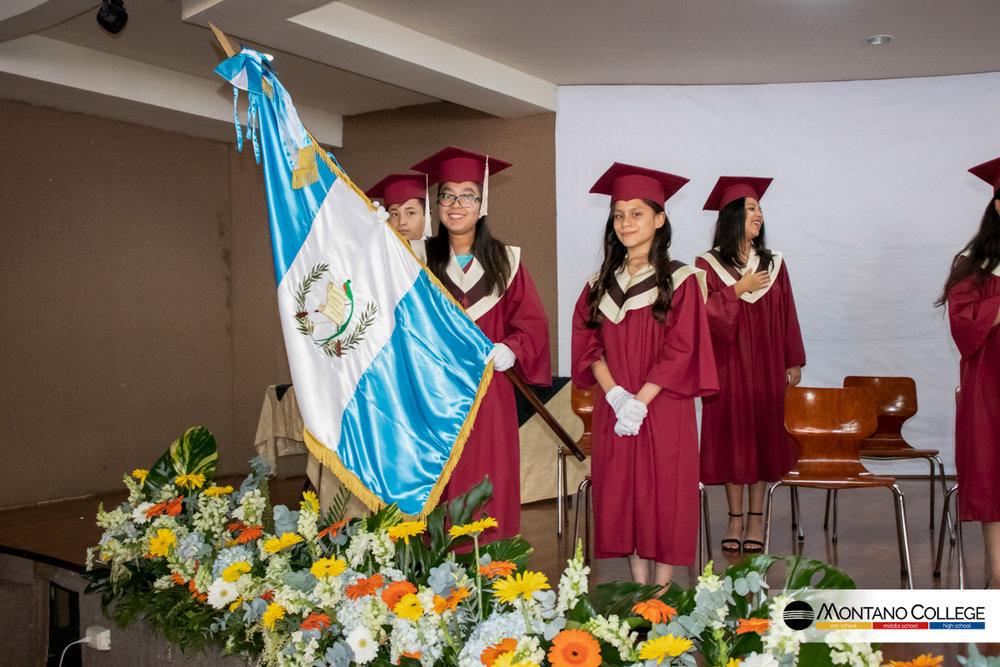 Graduación 6to Primaria - Octubre