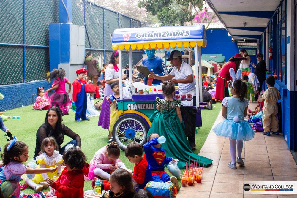 Carnaval Pre Primaria - Marzo