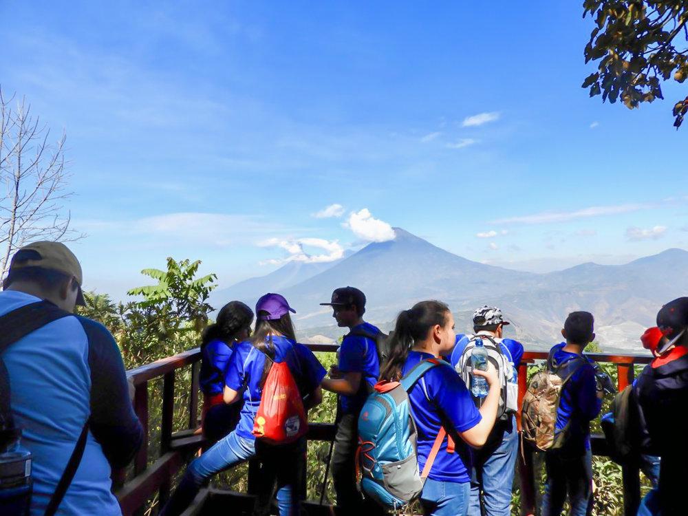 Excursión Volcán de Pacaya 6to - Marzo