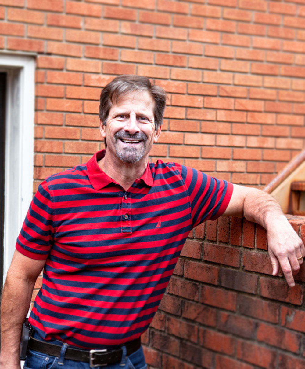 Paul is married to Michelle his wife of over three decades. He works in the transportation industry and has resided in Greensboro since 1984.