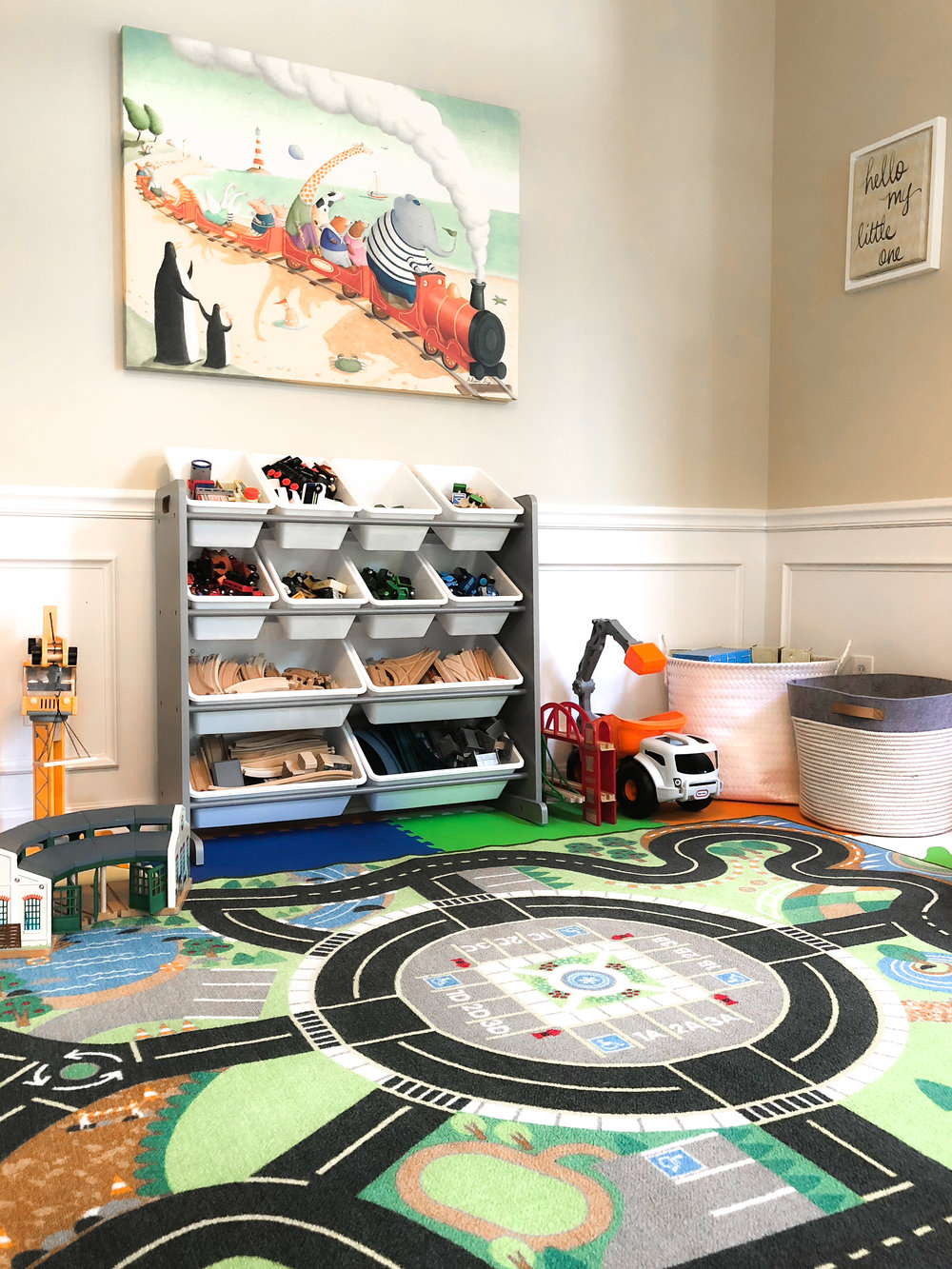 House of Turk | Play space Organization