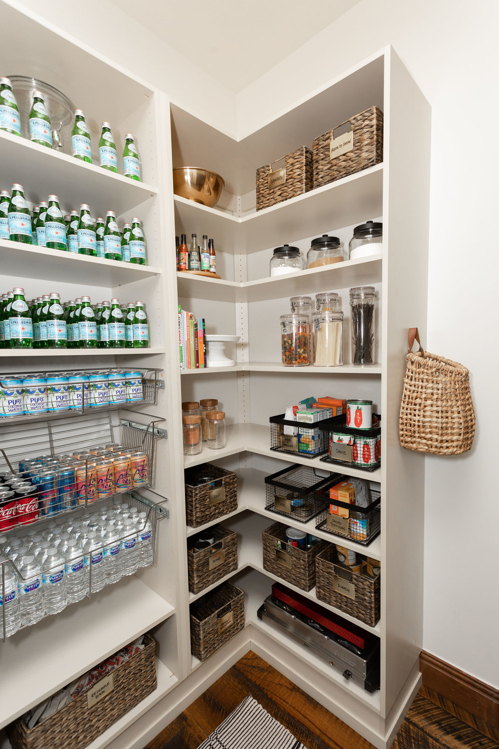 House of Turk | Pantry Organization and Design