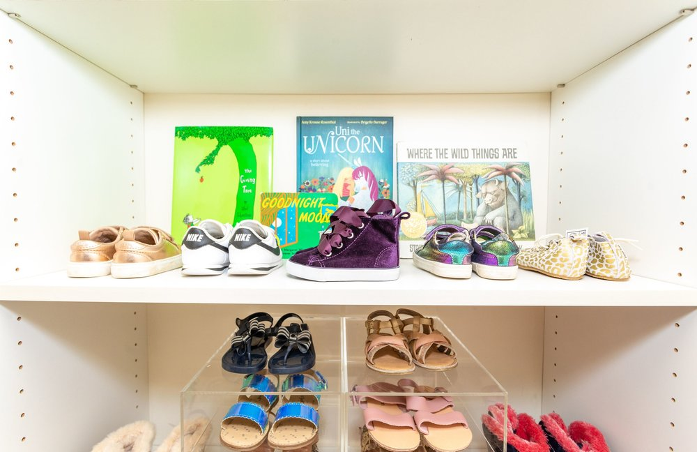 House of Turk | Kids Shoes and Books Organization