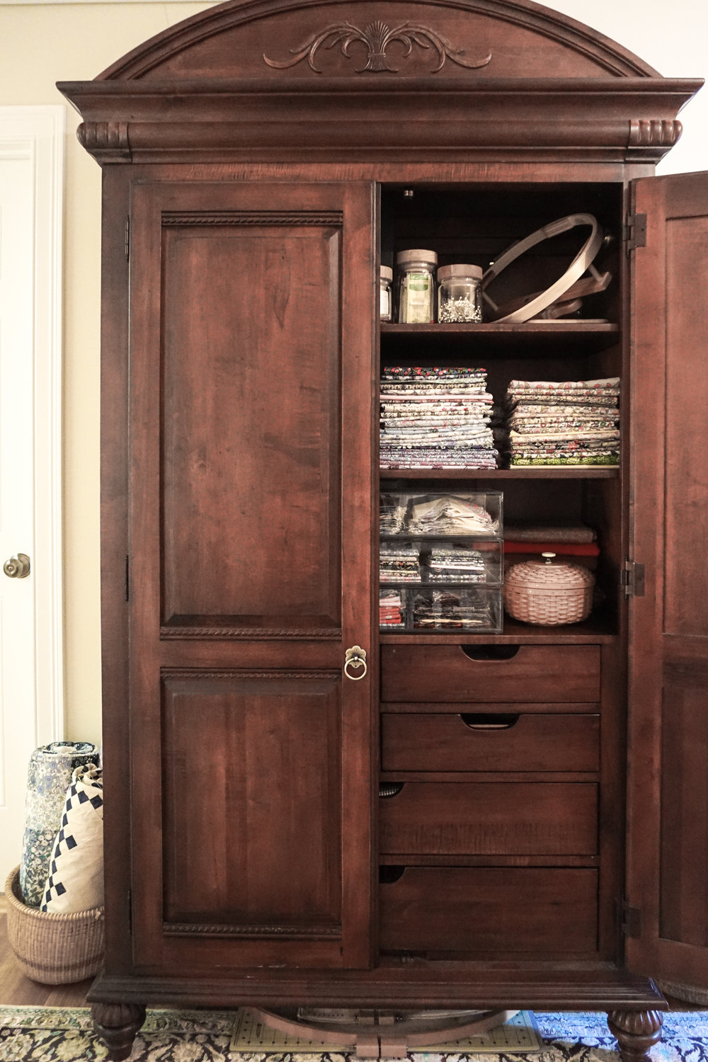 House of Turk | Sewing and Craft Organization