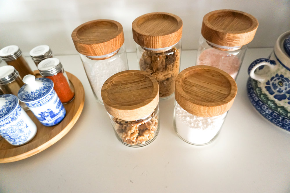 House of Turk | Spice Jar and Baking Storage