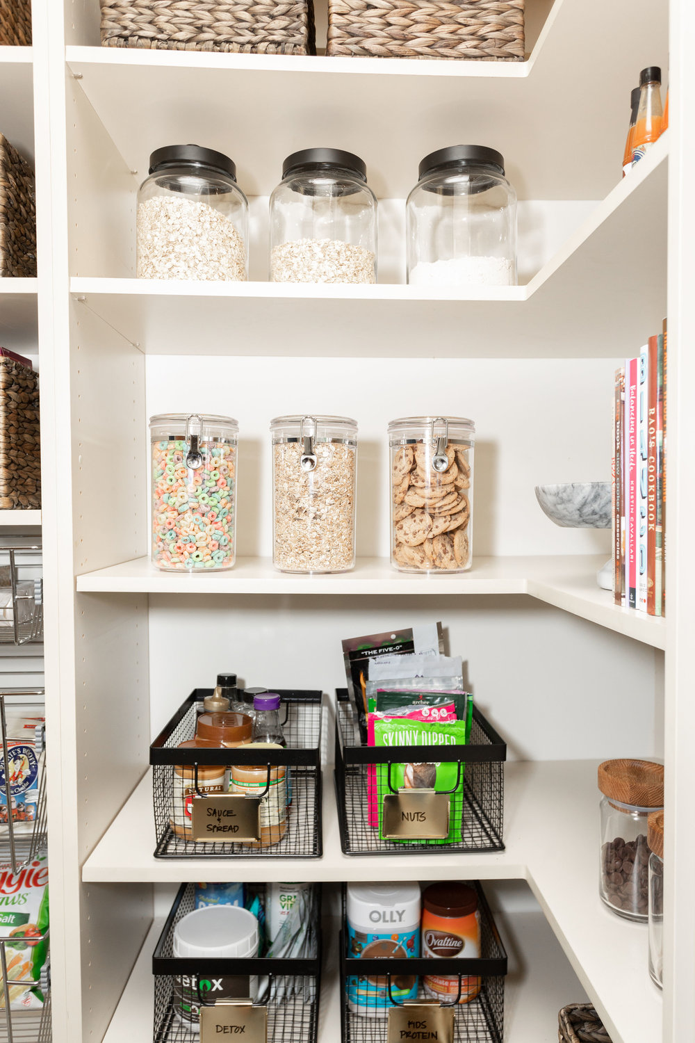 House of Turk | Pantry Organization and Pantry Design