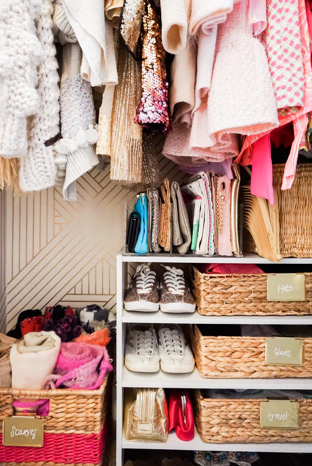 House of Turk | Closet Organization & Shoe Storage