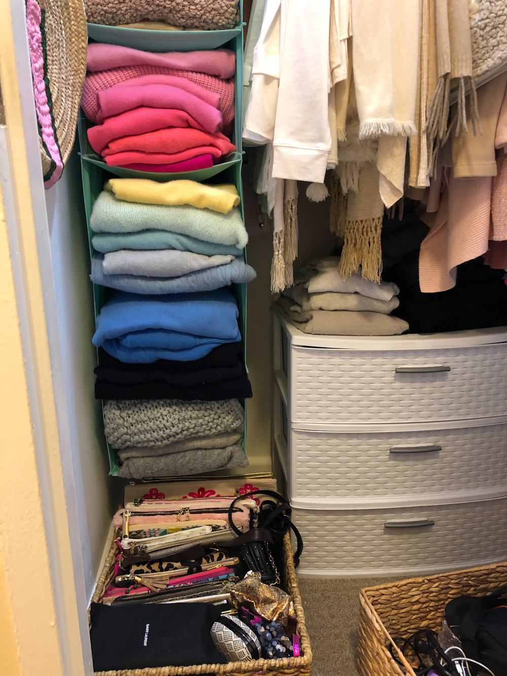 closet-organization-before-hanging-storage