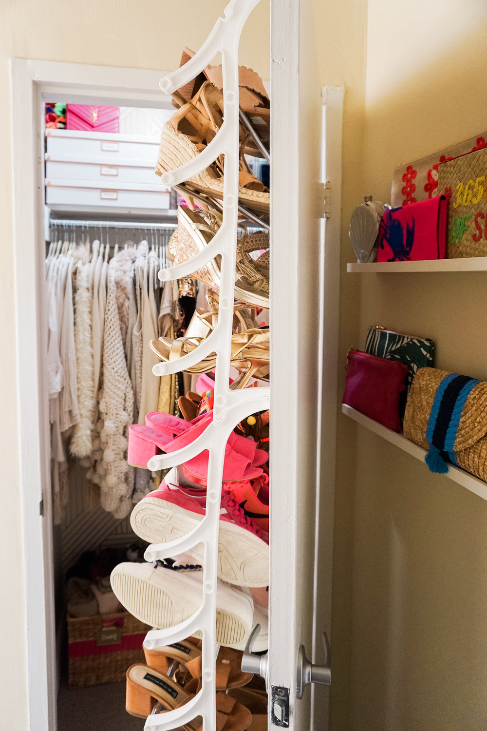 House of Turk | Closet Organization, Command Shelves