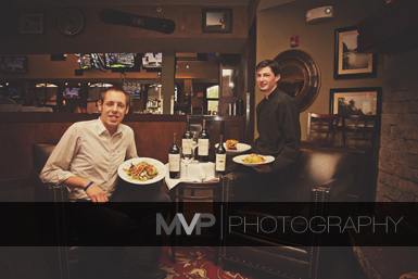 blue moose; Scott Price, Private event manager; Tyson Armstrong, executive chef