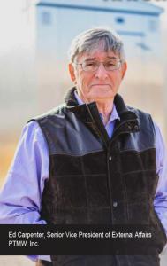 Ed Carpenter, SVP of External Affairs - PTMW, Inc.