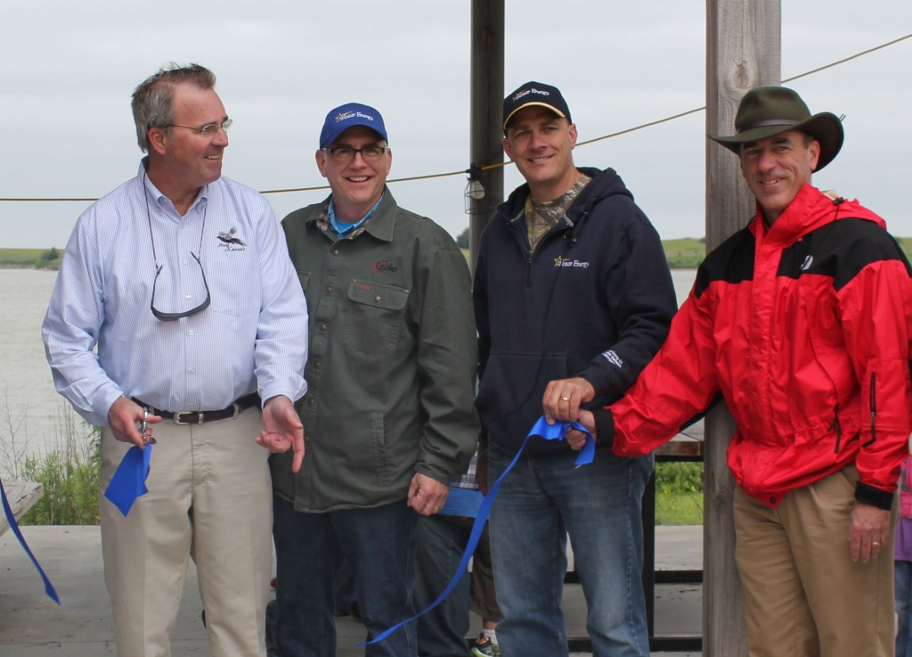 JEC Lease Ribbon Cutting May2015