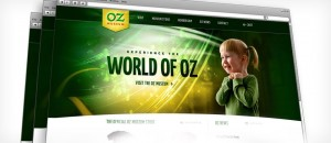OZ Museum Website