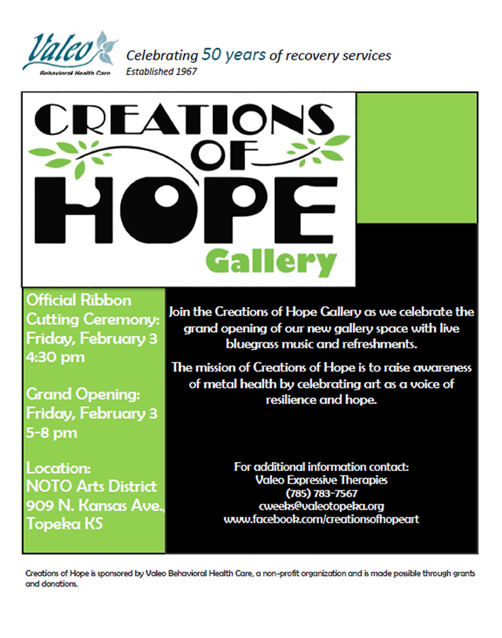 Creations of Hope