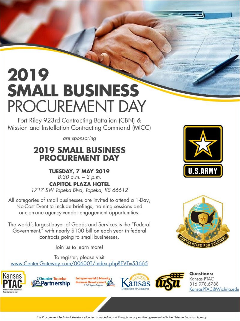 Small Business Procurement Day — TK Business Magazine