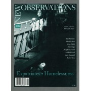 "Expatriates*Homelessness - Edited by: Michèle C. ConeFeatures in this issue: ""Expatriation, Homelessness and Modernity"" by Michèle C. Cone; ""A Story About a Culturally Relocated Person"" by Ilya Kabakov; ""The Secret of Permanently Living Out of Suitcases"" by Peter Nagy; ""Changing Places, Crossing Borders"" by Joan Rabascall. Other contributors include Roxy Walsh, Claudia Hart, Joseph Nechvatal, Michel Gérard and Jochen Gerz…Order here"
