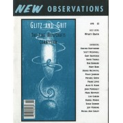 Glitz&Grit-The Fine Arts/Crafts Connection - Guest Editor: Wyatt OsatoContributions by Kirsten Hawthorne, Scott McDowell, Gary Akavickas, David Tisdale, Rob Barnard, Mary Baro, Dennis Nechvatal, Peggy Johnson, Michael Gross, Frank Lewis, Alice H. Klein, John Perreault, Mark Newport, Lou Cabeen, Darrel Morris, Susan Skinner, Jeff Perrone, and Michal Ann Carley…Order here