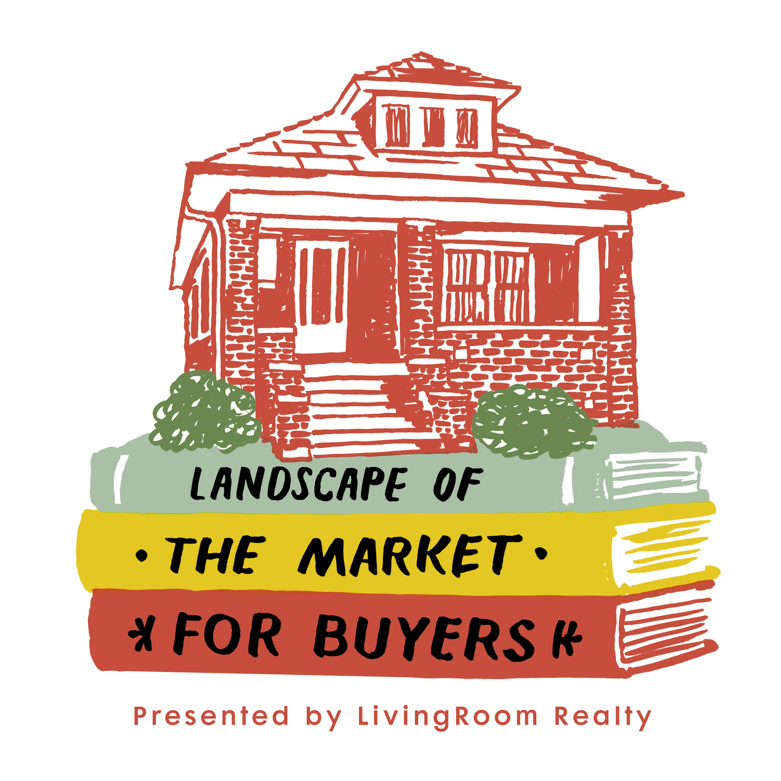 Landscape of the Market for Buyers Logo