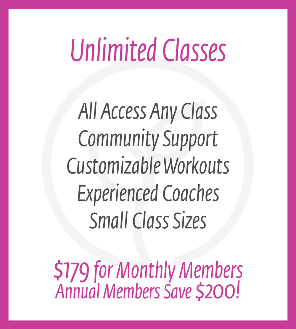 thrive unlimited membership