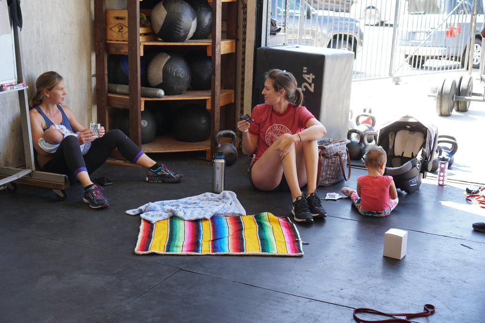- At BIRTHFIT Santa Cruz our goal is to help women grow and adapt with the mental, emotional, and physical changes that occur throughout the motherhood transition (preconception to postpartum). And just FYI postpartum is forever! You are not fragile and you are not broken either. Your body, emotions, and mindset have gone through a significant change that requires growth and adaptation. We at BIRTHFIT are here to help support and guide you.