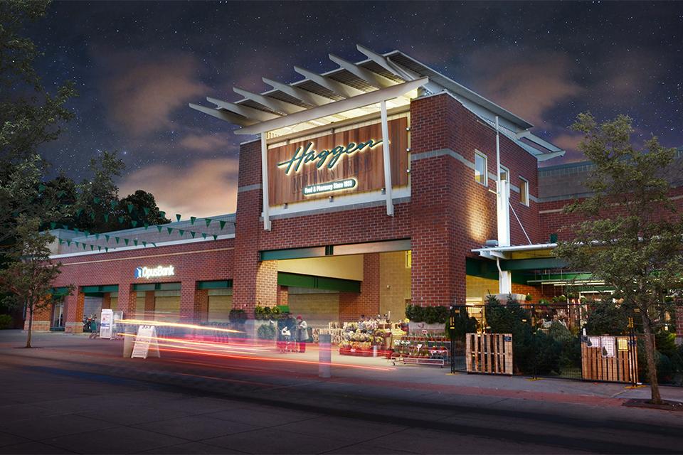 Haggen Food and Pharmacy - Bellevue, Washington
