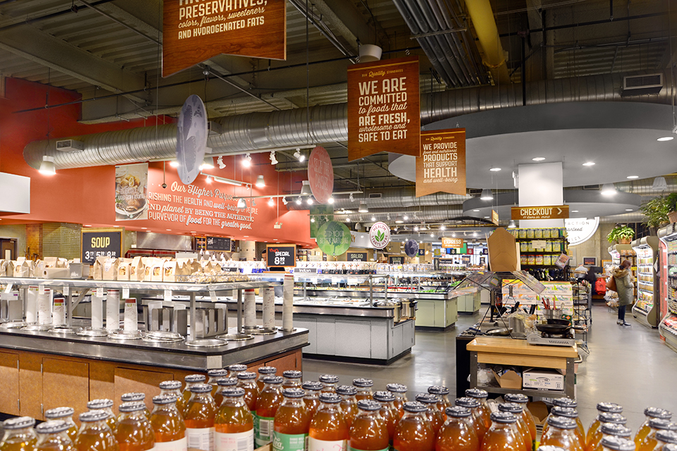 Whole Foods Market, Tribeca - New York, New York