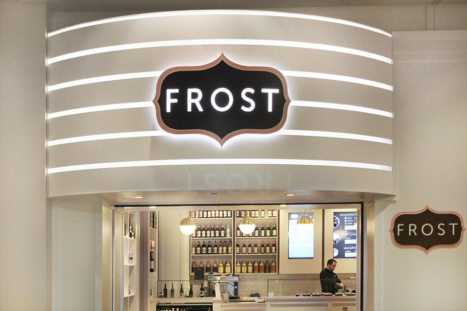 Frost - Bellevue, Washington