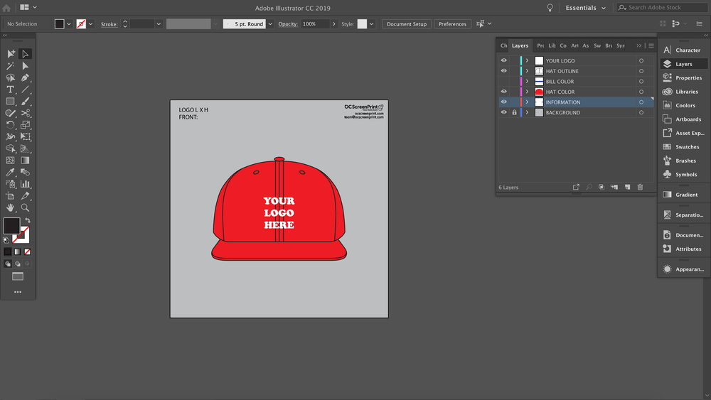 Mockup Templates - TRY ONE OUR CUSTOM DESIGNED TEMPLATES FOR YOUR NEXT hat IDEA.AVAILABLE IN .EPS FOR FULL EDITING CONVENIENCE.