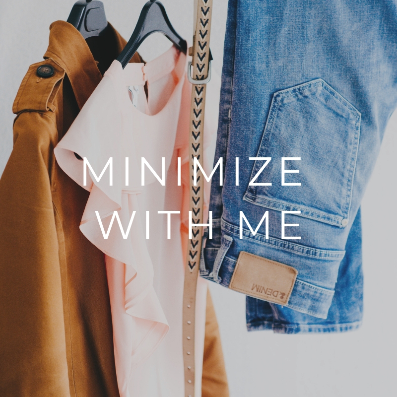 Minimize With Me