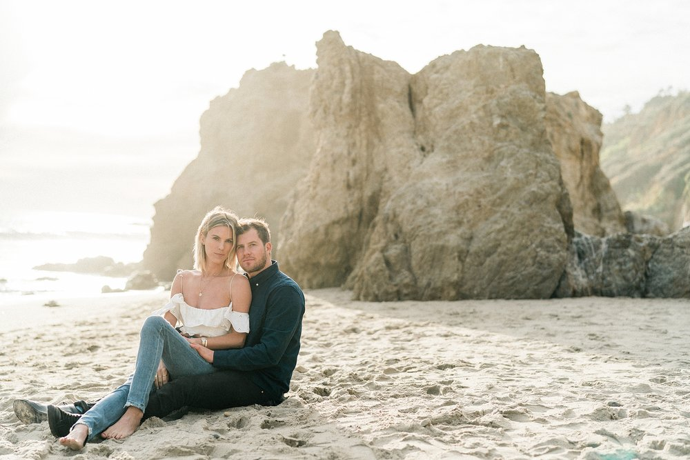 El Matador Malibu Engagement Session Stewart and Connie Photography_0005.jpg