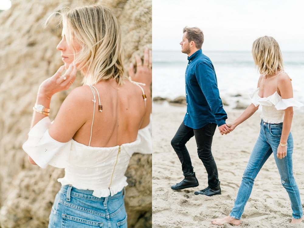 El Matador Malibu Engagement Session Stewart and Connie Photography_0006.jpg