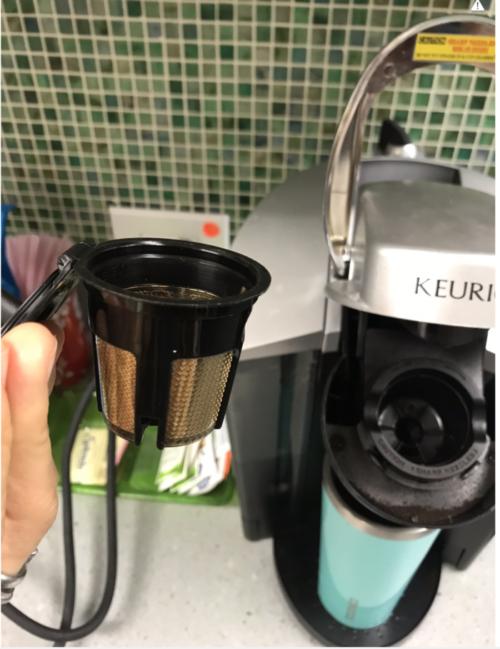 Keurig cup woes -