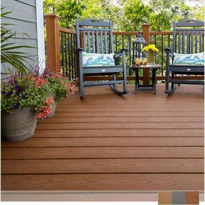 Decking materials… - It's not so clear cut!