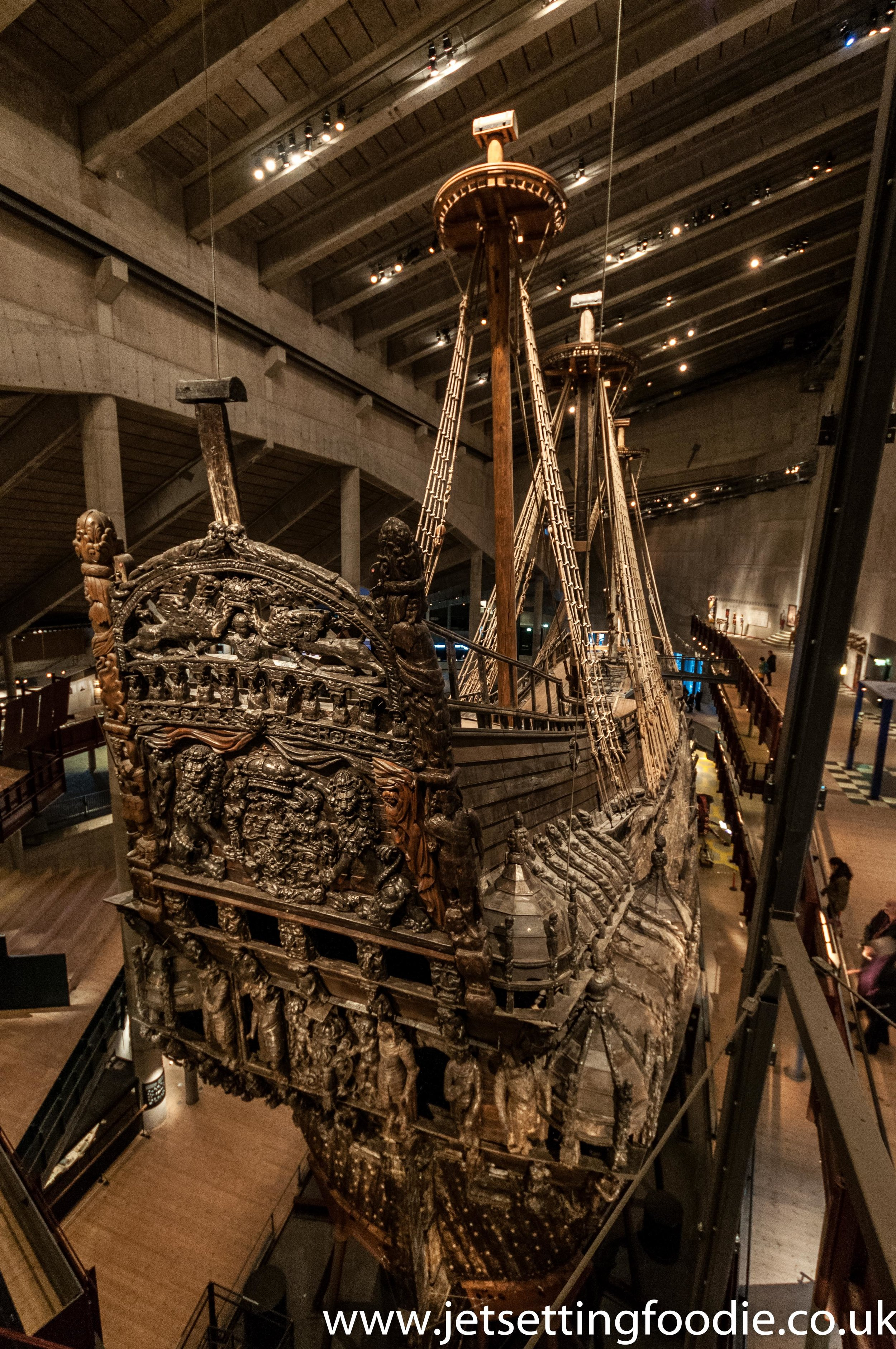 The Vasa from another angle...