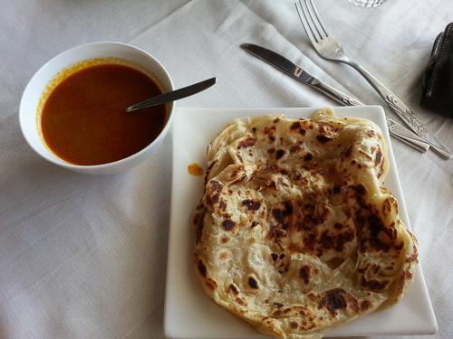 Roti canai - the real deal!