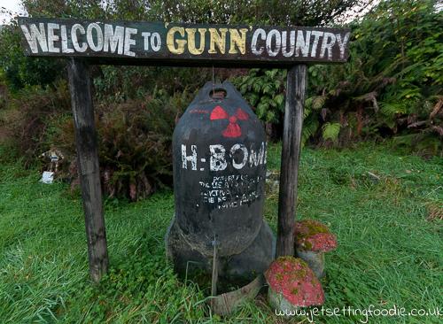 H-bomb at Gunn Camp