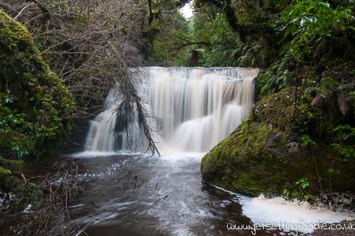 Waipohatu Waterfall no.1
