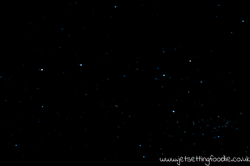 Southern Cross. Photos also make the colours of stars more apparent.