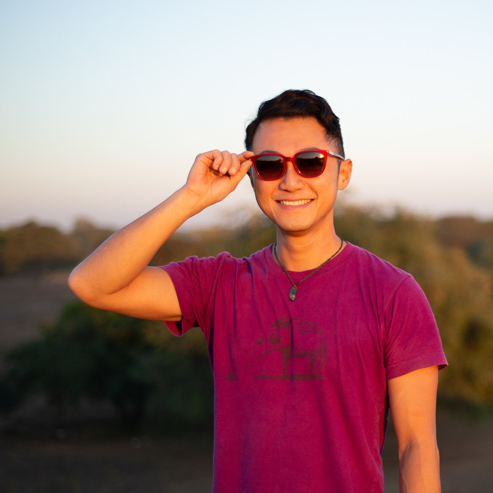 Matthew Seow welcomes you to his Xennial Traveller website.