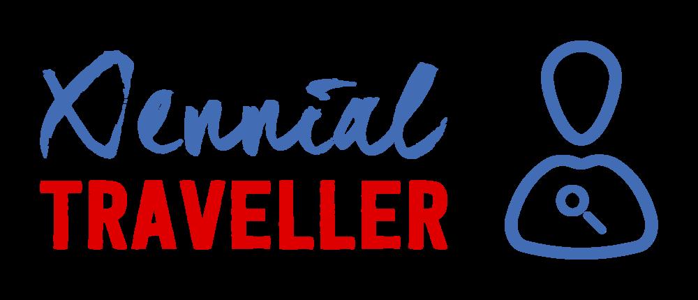 Xennial Traveller brand logo