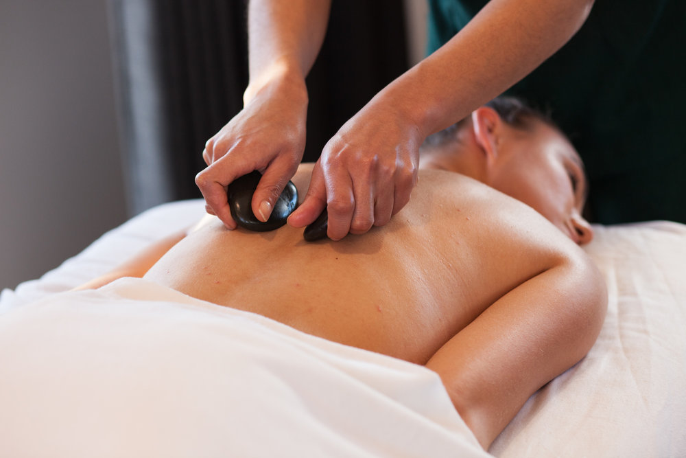 - Warm your spirit with a Hot Stone Massage for the ultimate indulgent experience