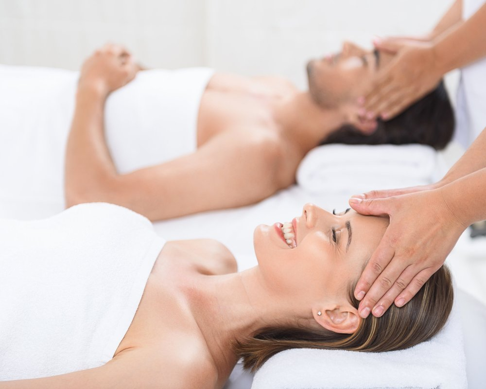 - Couples massage, because luxury is best served shared. Book appointments at the same time or back to back it's up to you.