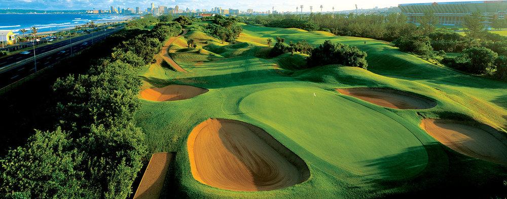 Durban Country Club – Lime Oy:n Etelä-Afrikka golfmatkat