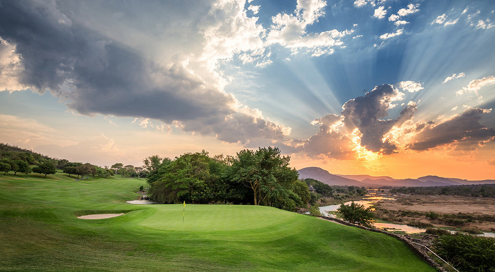 Leopard Creek Country Club – Limen Etelä-Afrikan golfmatkat